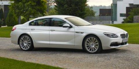 2017 BMW 6 Series 640i Jet BlackBlack V6 30 L Automatic 22 miles  M SPORT EDITION -inc harma