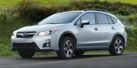 2016 Subaru Crosstrek Hybrid Touring Ice Silver MetallicBlack V4 20 L Variable 0 miles  All W