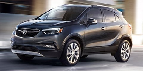 2017 Buick Encore Sport Touring Graphite Gray MetallicEbony V4 14 Automatic 8 miles  ENGINE E