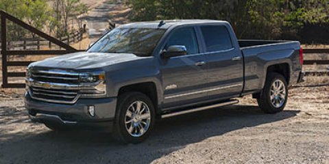 2018 Chevrolet Silverado 1500 High Country  V8 53L Automatic 0 miles  Tow Hitch  Rear Parkin