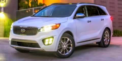 2017 Kia Sorento Titanium MetallicBlack V6 33 L Automatic 18 miles  CARGO COVER  All Wheel D