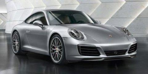 2017 Porsche 911 Carrera S GT Silver MetallicLTHR BLKBORDEA V6 30 L Automatic 20 miles All