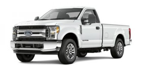 2017 Ford Super Duty F-350 SRW XLT Oxford White3S 402040 Cloth Seat Medium Earth Gray V8 62 L