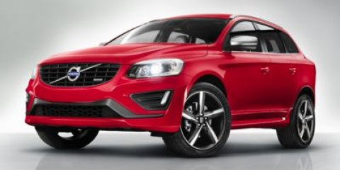 2017 Volvo XC60 T6 R-Design  V4 20 L Automatic 10 miles To keep up with its athletic design a