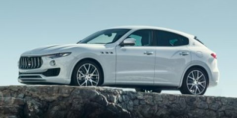 2017 Maserati Levante  V6 30 L Automatic 1250 miles  Turbocharged  All Wheel Drive  Air Sus