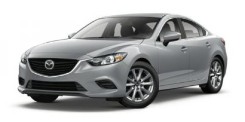 2016 Mazda Mazda6 i Sport Meteor Gray MicaBlack V4 25 L Manual 2 miles When function and form