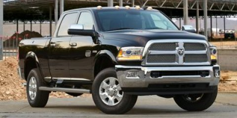 2017 Ram 2500 SLT Brilliant BlackCLOTH V8 64 L Automatic 1 miles  Four Wheel Drive  Tow Hitc