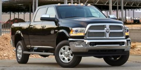 2017 Ram 2500 Limited Brilliant Black Crystal PearlcoatBlack V6 67 L Automatic 0 miles  342 A