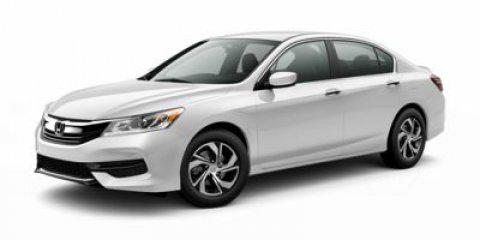 2017 Honda Accord Sedan LX White Orchid PearlIvory V4 24 L Variable 0 miles  Front Wheel Driv