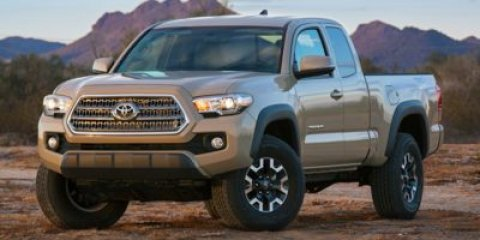 2017 Toyota Tacoma SR 0040Super WhiteCement Gray V4 27 L Automatic 8 miles  ALL WEATHER FLOO