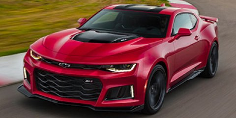 2017 Chevrolet Camaro ZL1 BlackJet Black with Red accents V8 62L Manual 5 miles The 2017 Cama