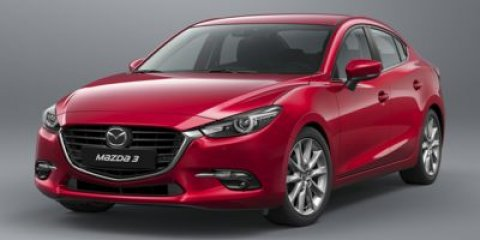 2017 Mazda Mazda3 4-Door Grand Touring Soul Red MetallicBlack V4 25 L Automatic 10 miles  Fro