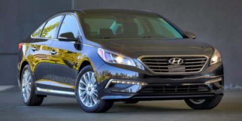 2017 Hyundai Sonata Limited Lakeside BlueGray V4 24 L Automatic 0 miles  CARGO NET  CARPETED