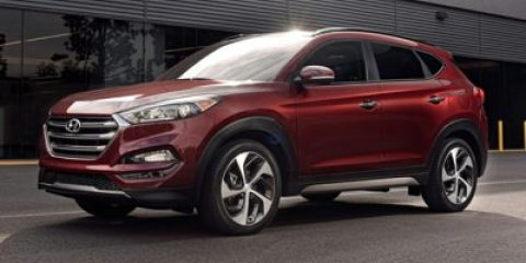 2017 Hyundai Tucson SE Plus Red V4 20 L Automatic 4 miles Keyes Hyundai on Van Nuys is one of