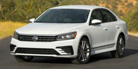 2017 Volkswagen Passat R-Line wComfort Pkg GrayBlack V4 18 L Automatic 2 miles  Turbocharged
