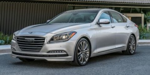 2017 Genesis G80 38L Parisian Gray Metallic V6 38 L Automatic 16 miles New Arrival This 201
