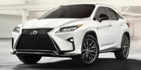 2017 Lexus RX RX 350 F Sport Ultra White V6 35 L Automatic 11 miles  All Wheel Drive  Active