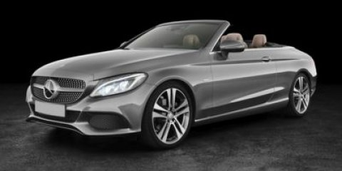 2017 Mercedes C-Class C 300 Cabriolet Selenite Grey MCranberry Red L V4 20 L Automatic 12 mile