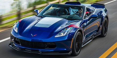 2017 Chevrolet Corvette Grand Sport 2LT Torch RedJet Black V8 62L Manual 0 miles  TRANSMISSIO