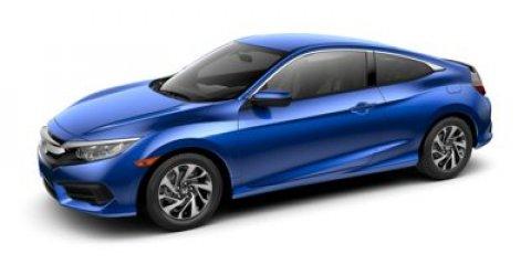2017 Honda Civic Coupe LX Rallye RedBlackIvory V4 20 L Manual 0 miles  Front Wheel Drive  P