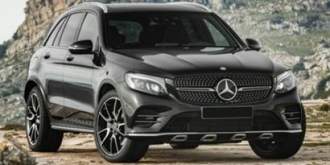 2017 Mercedes AMG GLC43 4MATIC BlackBlk Lthr Red St V6 30 L Automatic 4 miles The aggressivel