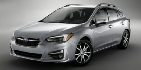 2017 Subaru Impreza Premium Carbide-GrayBlack V4 20 L Variable 11 miles  REAR BUMPER APPLIQUE