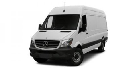 2017 Mercedes Sprinter Cargo Van Arctic WhiteTunja Black V6 30 L Automatic 7 miles  ASSIST HA