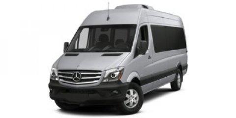 2017 Mercedes Sprinter Passenger Van Jet BlackLeatherette Bla V6 30 L Automatic 0 miles From
