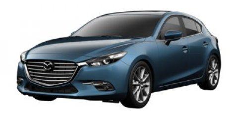 2017 Mazda Mazda3 5-Door Grand Touring Snowflake White Pearl MicaBlack V4 25 L Automatic 10 mi
