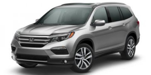 2017 Honda Pilot Touring Crystal Black PearlBLACK LEATHER-TRIMMED SEATS V6 35 L Automatic 11 m
