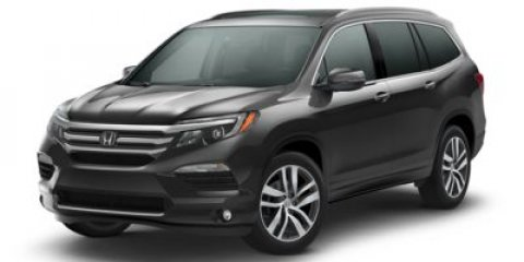 2017 Honda Pilot Elite Modern Steel MetallicGray Leather V6 35 L Automatic 11 miles  All Whee