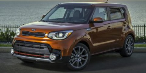 2017 Kia Soul  RedWhite V4 20 L Automatic 9 miles Rebate shown is Customer Cash Rebate and