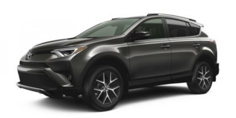 2017 Toyota RAV4 SE BlackBlack V4 25 L Automatic 0 miles  RADIO PREM DISPLAY AUDIO WNAVENT