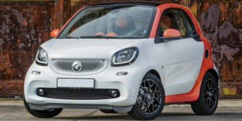 2017 smart fortwo prime Black Body PaneUpholstery Leat V3 10 L Automatic 2 miles The smart fo