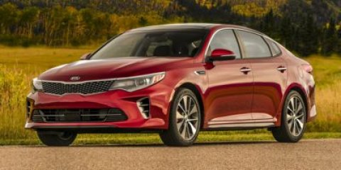 2017 Kia Optima EX White V4 24 L Automatic 9 miles Rebate shown is Customer Cash Rebate and