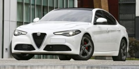 2017 Alfa Romeo Giulia L Alfa BlackLeather Seats V4 20 L Automatic 10 miles New for 2017 the