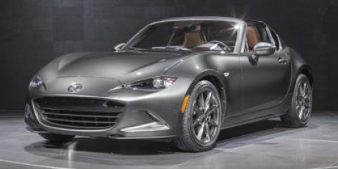 2017 Mazda MX-5 Miata RF Grand Touring Machine GrayBLACK GRAY V4 20 L Manual 10 miles After e