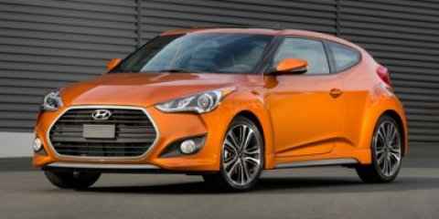 2017 Hyundai Veloster Turbo WhiteBlack V4 16 L  5 miles Designed to look like nothing else on