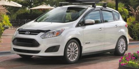 2017 Ford C-Max Hybrid SE Ruby Red Metallic Tinted ClearcoatCharcoal Black V4 20 L Variable 2