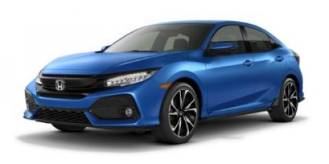 2017 Honda Civic Hatchback Sport Touring Sonic Gray PearlBlack V4 15 L Variable 68 miles  Tur