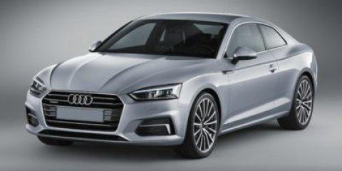 2018 Audi A5 Coupe Premium Plus Florett Silver MetallicNougat BrownBl V4 20 L Automatic 9040