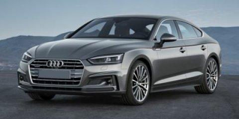2018 Audi A5 Sportback Prestige Mythos BlackBlack V4 20 L Automatic 10 miles  Turbocharged