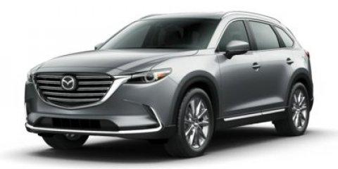 2017 Mazda CX-9 Signature Sonic SilverAuburn V4 25 L Automatic 10 miles The All-New Mazda CX-