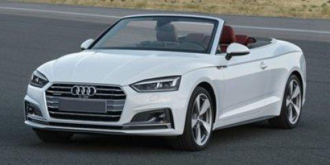 2018 Audi A5 Cabriolet Premium Plus Mythos Black MetallicBlack RoofBlack V4 20 L Automatic 0