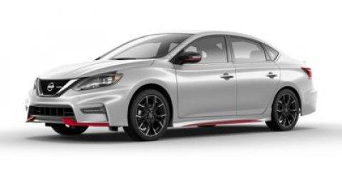 2017 Nissan Sentra NISMO Super BlackCharcoal V4 16 L Variable 1 miles Super Black 2017 Nissan
