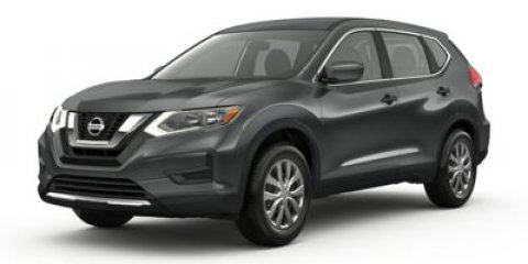 2017 Nissan Rogue S Brilliant SilverCharcoal V4 25 L Variable 44477 miles Look at this 2017 N