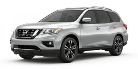 2017 Nissan Pathfinder Platinum Pearl White V6 35 L Variable 0 miles The Nissan Pathfinder is