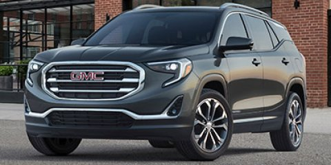 2018 GMC Terrain Denali G7Q V4 20L Automatic 5 miles From its striking C-shaped LED signature