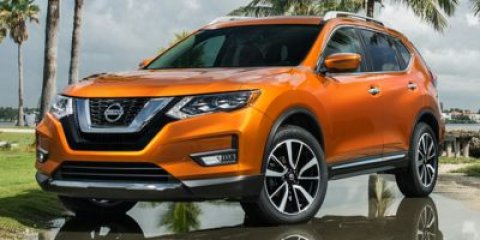 2018 Nissan Rogue S Caspian BlueCharcoal V4 25 L Variable 10 miles Delivers 32 Highway MPG an
