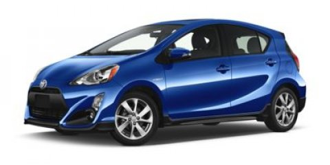 2018 Toyota Prius c Two Classic Silver MetallicDark BlueBlack V4 15 L Variable 0 miles  FE